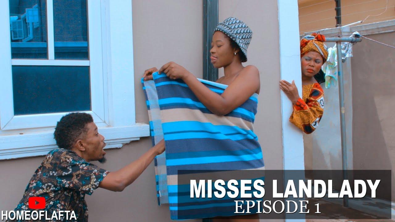 Download MRS LAND LADY - EPISODE 1 [ THE LOVER BOY ]