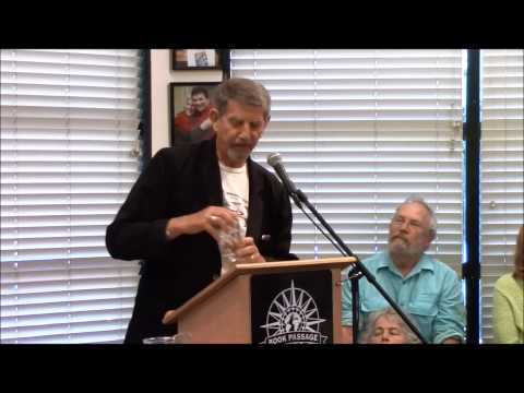 Peter Coyote at Book Passage