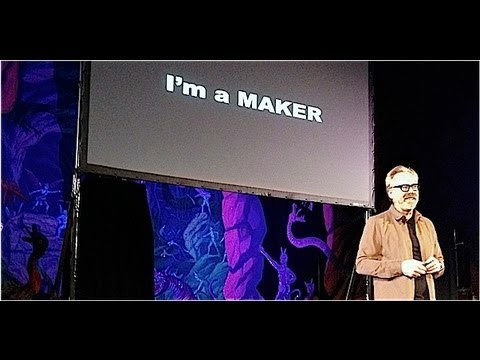 Adam Savage: Ground Rules for Success