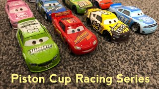 Piston Cup Racing Series PCRS | ALL STAR RACE 7/7 Finale Los Angeles International Speedway