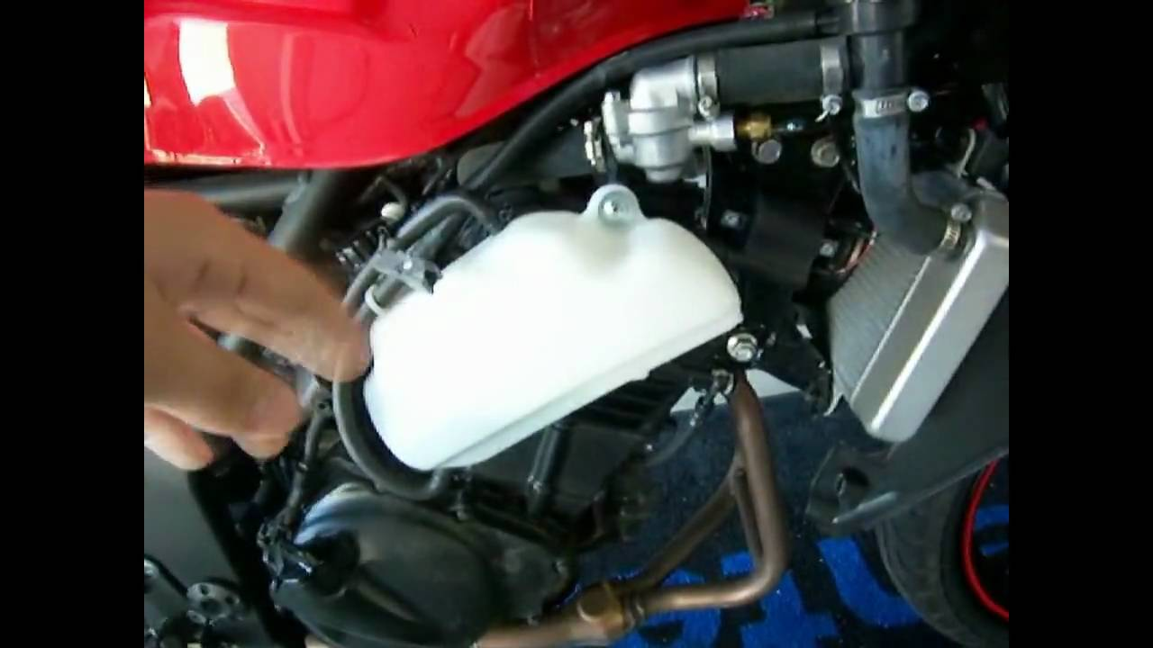 How To Check Change Your Coolant Youtube 1987 Kawasaki 300 Engine Diagram