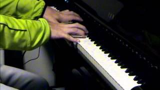 懐かしのTVドラマ、ロングバケーションのピアノ曲。簡単なセナのピアノ...