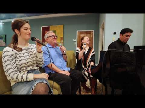 Mark Lowry – Something Beautiful, featuring Vonnie Lopez, Taylor Ewing Trahan and Mark