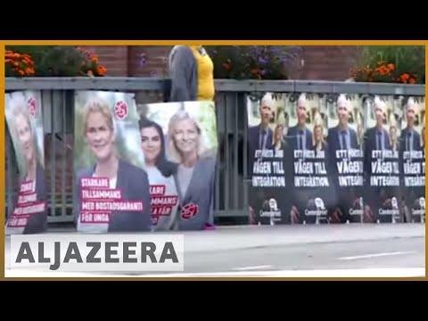 🇸🇪 Sweden polls: Left, right blocs level as far-right makes gains | Al Jazeera English
