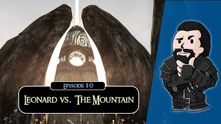 SKYRIM - Special Edition (Ch. 3) #10 : Leonard vs. The Mountain