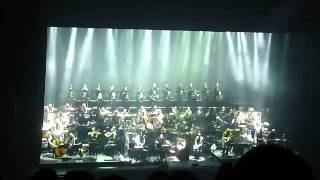 Hans Zimmer Revealed LIVE Concert   Man of Steel An Ideal of Hope   EpicMusicVn