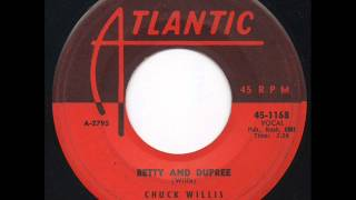 Betty And Dupree -  Chuck Willis