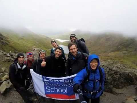 LBS Expedition Club 3Peaks Challenge