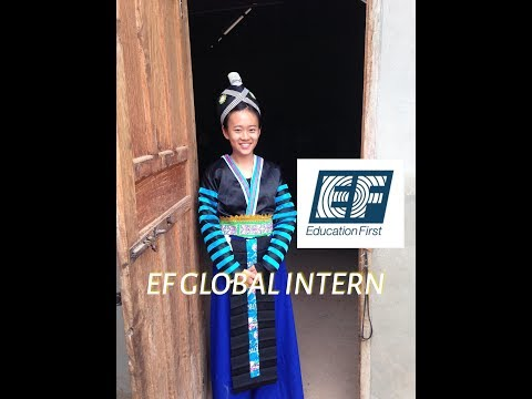 2018 EF Global Intern