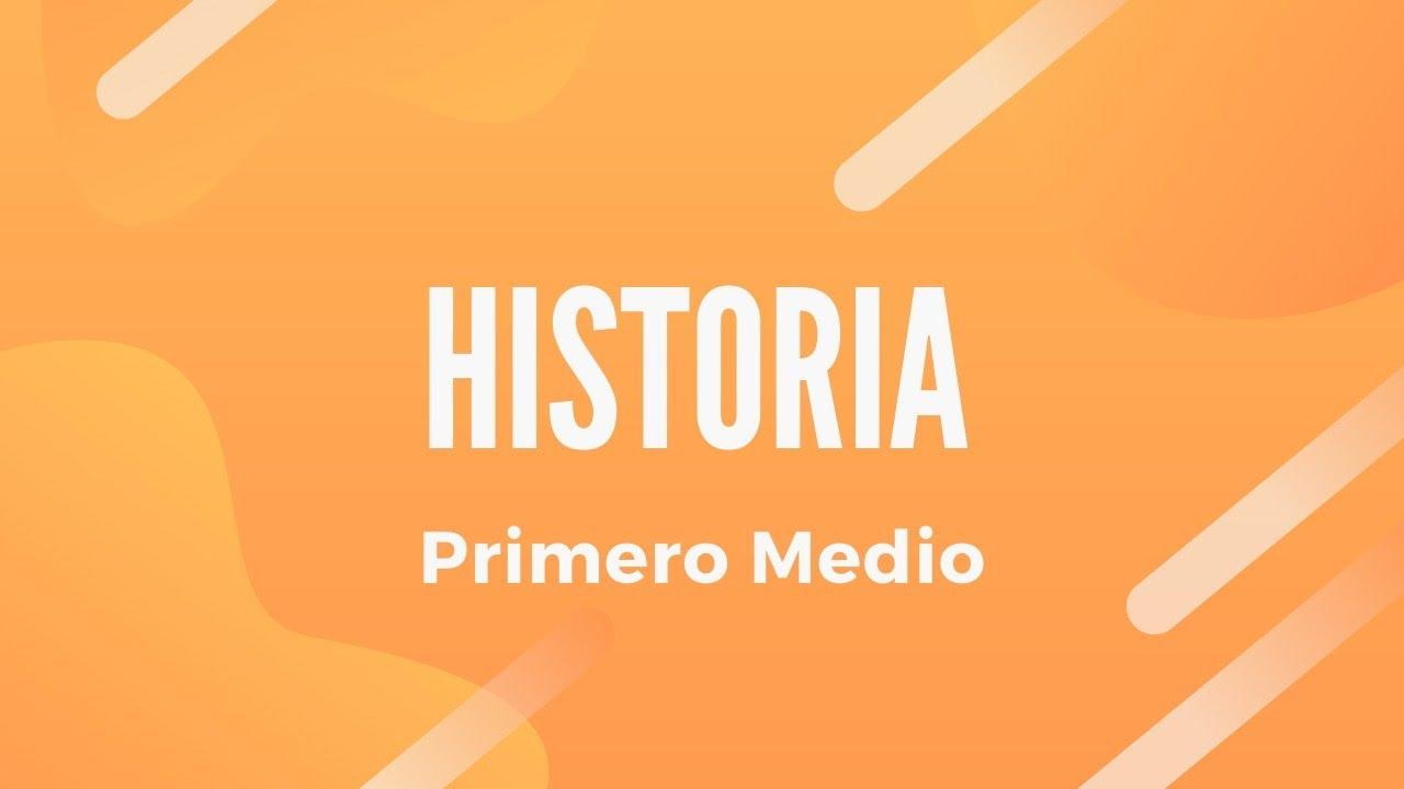 HISTORIA   La ocupación del sur de Chile   1°Medio   Clase N°16