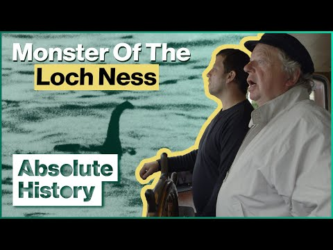 The Mysterious History Of Loch Ness | Britain's Best Canal Journeys | Absolute History