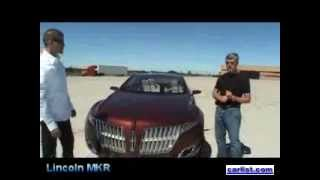 Lincoln MKR Concept Videos