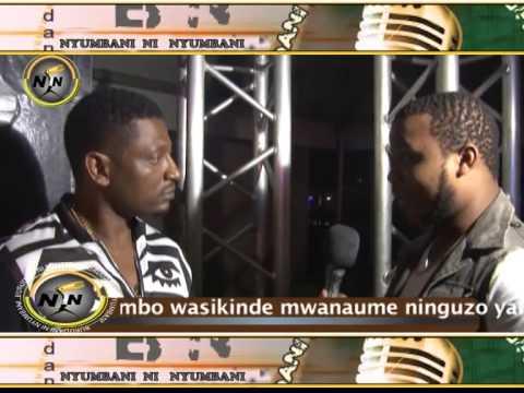 Nyumbani ni Nyumbani live b band na ngwasuma