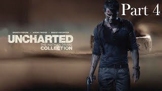 Uncharted:Nathan Drake collection: Drake Fortune:Part 4 |GIRL GAMER| + Sub Goal 500: 459/500