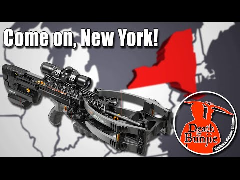 Is There Any Hope for New York CROSSBOW Hunters?