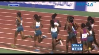 3000m Women Diamond League Brussels 2014