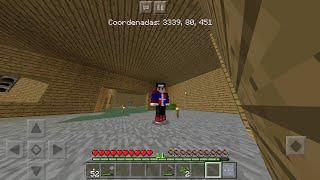 SuperCraft2 - Serie Survival Minecraft Pe - Comense Hacer Mi Casa - Ep#4