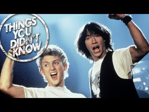 7 Things You (Probably) Didn't Know About Bill and Ted!