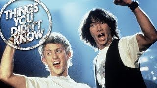 7 Things You (Probably) Didn\'t Know About Bill and Ted!