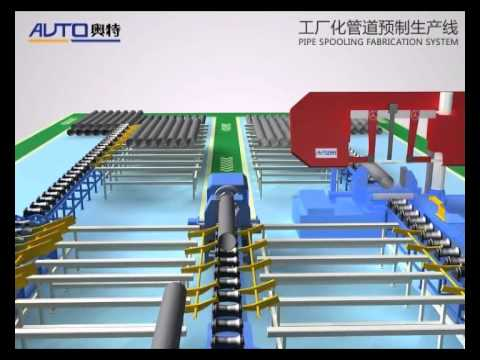 03 Pipe Spooling Fabrication System