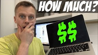 how much YouTube paid me for 1 MILLION VIEWS