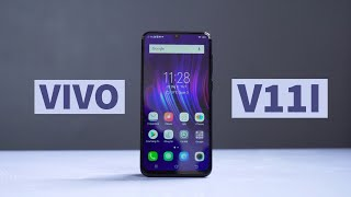 Mở hộp và trên tay Vivo V11i: màn hình Halo viền mỏng, mặt lưng độc đáo, camera toàn AI,...