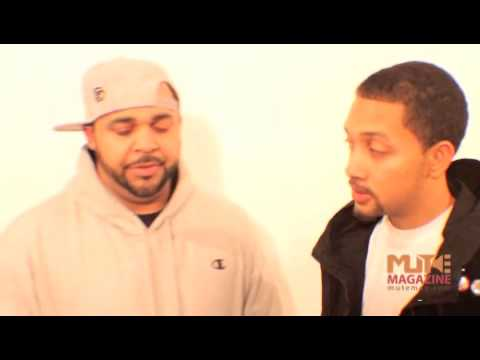 Joell ortiz Interview Mute Magazine