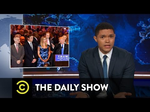 The Daily Show - Donald Trump's Contentious Campaign