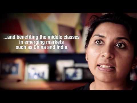 Anahita Arora on Trade Inequality- Eurasia Group Foundation