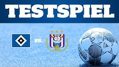 RELIVE: Testspiel Hamburger SV vs. RSC Anderlecht