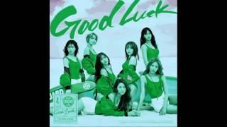 AOA Good Luck KARAOKE W BG VOCALS 2