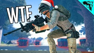 Santa's Packages - PUBG WTF Rules