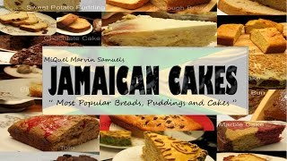Jamaica Bakes YOU-TUBE CHANNEL TRAILER