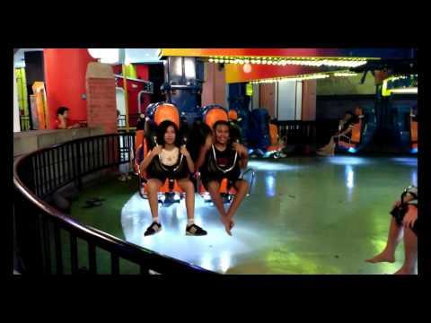 Dipaksa Masuk Dunia Lain?? Have Fun At Trans Studio Bandung AVLOG#9 (4K)
