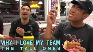 WHY I LOVE MY TEAM - THE TALL ONES (Volleyball Vlog)