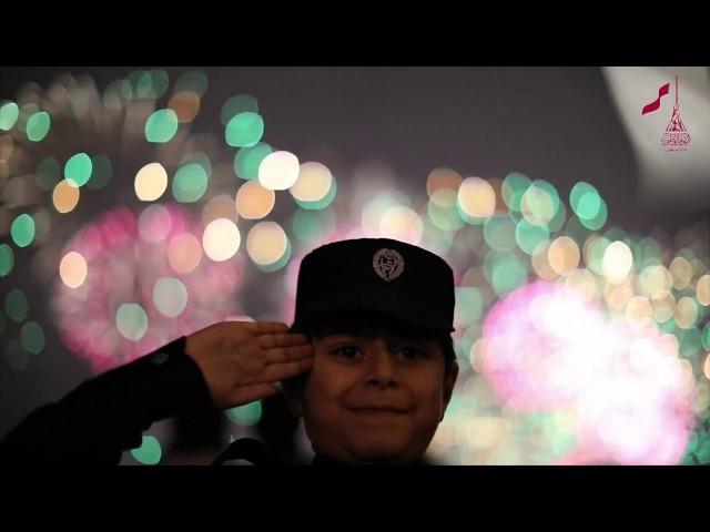 عرض الألعاب النارية بكورنيش الدوحة احتفالاً باليوم الوطني 2019
