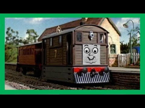 TOBY The TRAM ENGINE (RWS Vs T&F) (Spot The Differences)