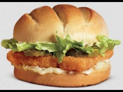 Burger king big fish deluxe vs wendy 39 s cod fillet sandwich for Burger king big fish