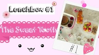 Back to School Lunchbox Ideas ✧ The Sweet Tooth Thumbnail