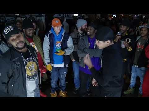 413 Battle League tryouts- Swift Jackson vs J. Gunz