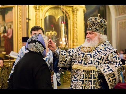 Богоявленский (Елоховский) кафедральный собор