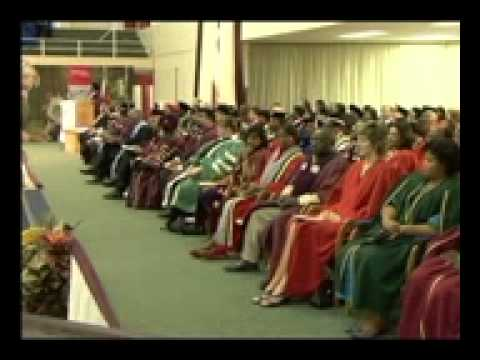 Deputy Minister's speech at the Durban University of Technology (VC's inauguration)