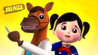 Sick Song | Nursery Rhymes And Songs for Babies | Videos for Kids