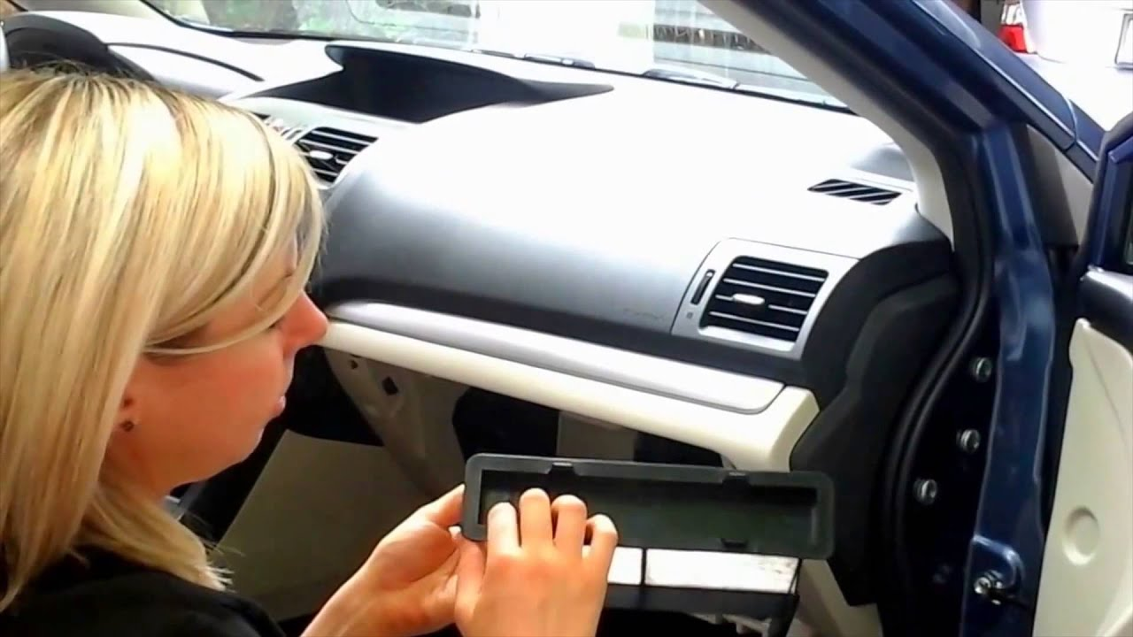 Great Cabin Air Filter Replacement   How To Replace Cabin Air Filter    AutoPartsWAY.com   YouTube