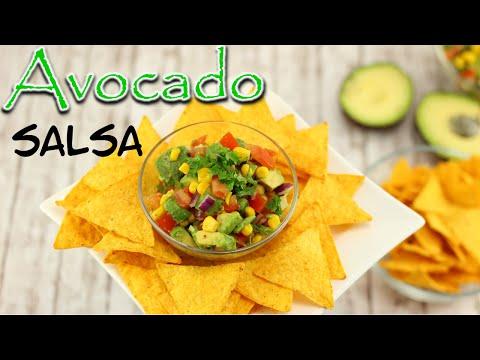 Mexikanische Avocado Salsa I gesund, einfach und super lecker