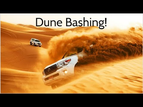 Dubai Desert Safari | Dune Bashing | Sunset – Golden Sand Dunes | ABC Tours 2020 (Part 2).