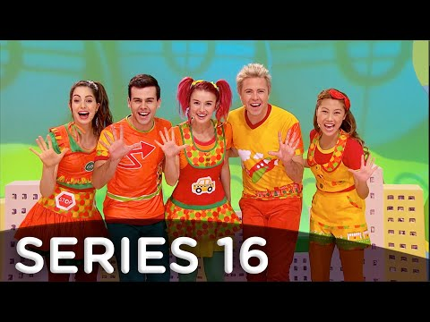 Hi-5 House Series 3 - (2016) Reel