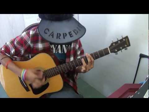 Frances Farmer Will Have her Revenge On Seattle ( NIRVANA -  Acoustic Cover)