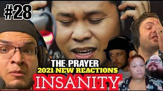 2021 NEW REACTIONS #28 | Marcelito Pomoy sings The Prayer (Celine Dion & Andrea Bocelli)