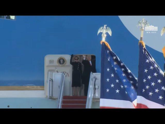 <span class='as_h2'><a href='https://webtv.eklogika.gr/ipa-o-ntonalnt-tramp-apochorise-apo-ton-leyko-oiko' target='_blank' title='ΗΠΑ: Ο Ντόναλντ Τραμπ αποχώρησε από τον Λευκό Οίκο'>ΗΠΑ: Ο Ντόναλντ Τραμπ αποχώρησε από τον Λευκό Οίκο</a></span>